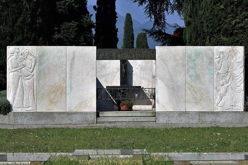 Bergamo, Cimitero Monumentale. Fot. Jerzy. S. Majewski