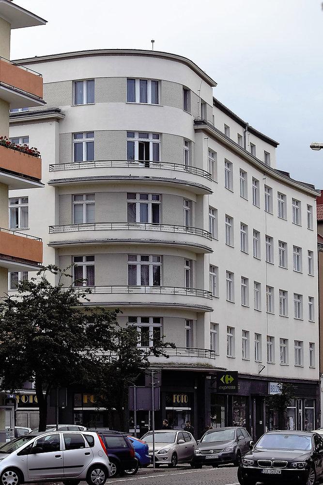 Gdynia, ul. Starowiejska 7. Kamienica Hundsdorffów. Fot. Jerzy S. Majewski
