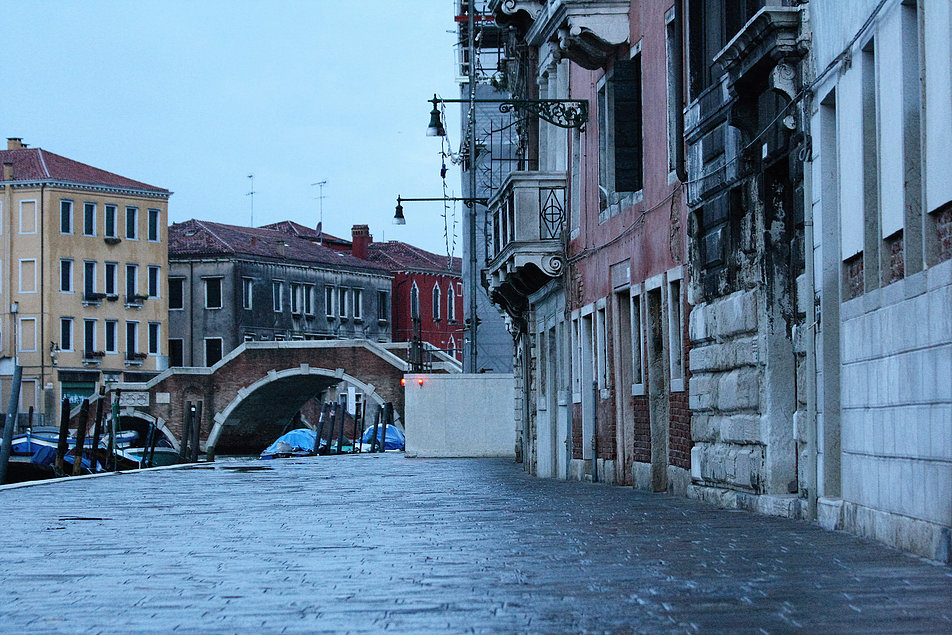 Wenecja. Fondamenta di Cannaregio. Fot. Jerzy S. Majewski