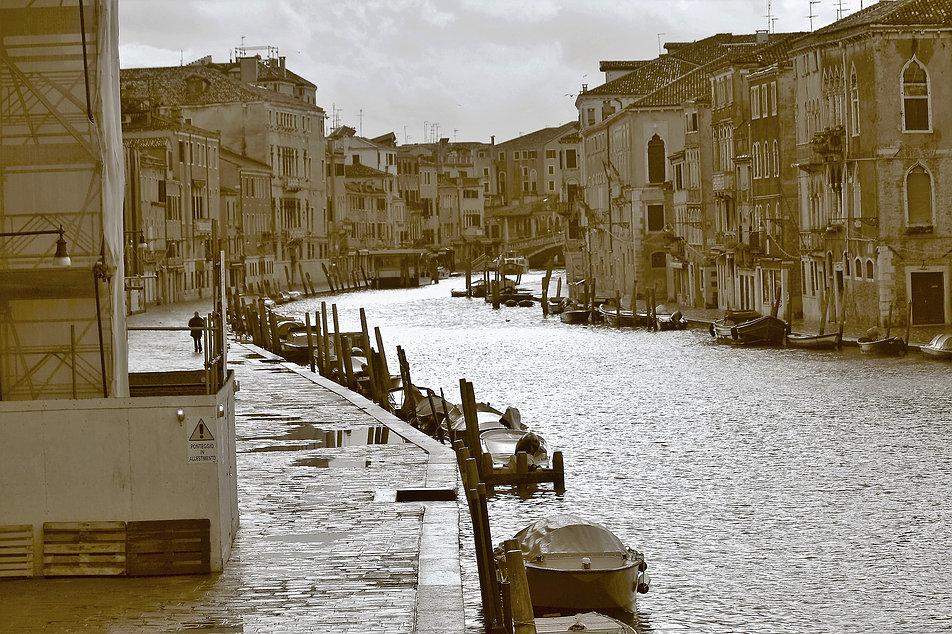 Wenecja. Canale di Cannaregio. Fot. Jerzy S. Majewski