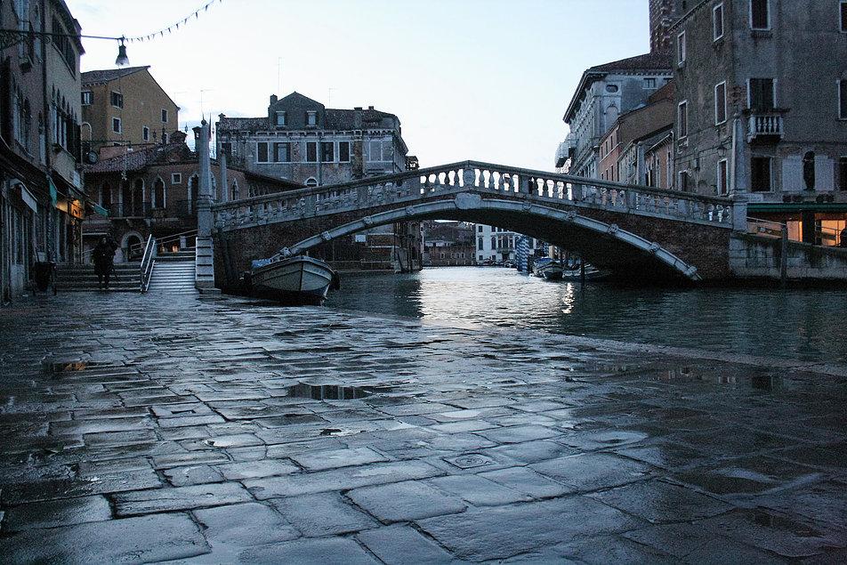 Wenecja. Ponte delle Guglie. Fot. Jerzy S. Majewski