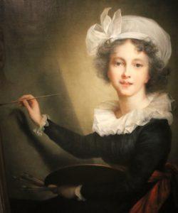 elisabeth-vigee-le-brun-autoportret-z-1790-kopia-z-epoki-na-wystawie-w-palacu-w-nieborowie